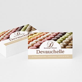 Carte de Visite - Pâtisserie-Boulangerie - 2