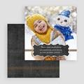 Carte de Voeux Merveilleux Noël et Bonne Année Souhaits gratuit