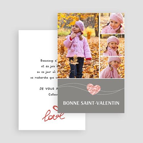 Cartes Saint-Valentin - Amour d'enfant 19933 preview