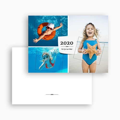 Cartes Multi-photos 3 & + - Like it - 3 photos 20247 preview