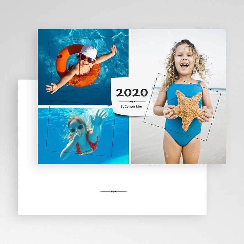 Carte personnalisée 3 photos et plus Post it notes + 3 photos gratuit