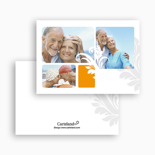 Cartes Multi-photos 3 & + - Multi photo 3  - Arabesque 20251 preview