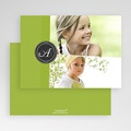 Cartes Multi-Photos 2 photos - Multi photo 2 - Ruban Vert 20257 thumb