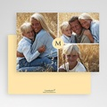 Cartes Multi-photos 3 & + - Trio - Bordures Blanches 20300 thumb