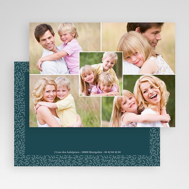 Carte personnalisée 3 photos et plus 5 photos - Bonheur gratuit