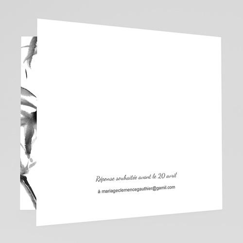 Faire-Part Mariage Personnalisés - Aquarelle Chinoise 20396 preview