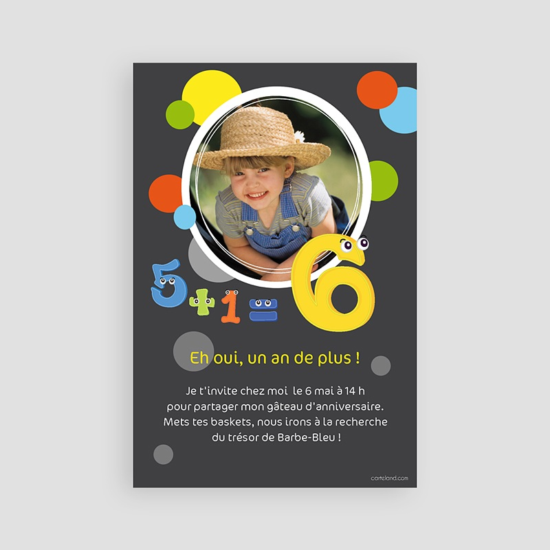 Invitations anniversaire gar on surprise party - Invitation anniversaire surprise ...