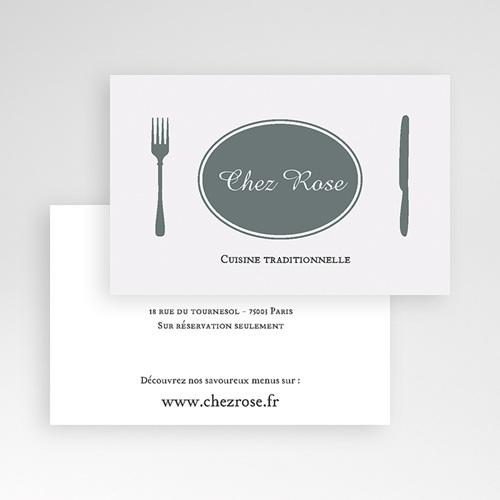 Carte de Visite - Cuisine Traditionnelle 20735 preview
