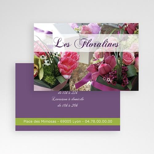 Carte de Visite - Les Floralines 20944 thumb
