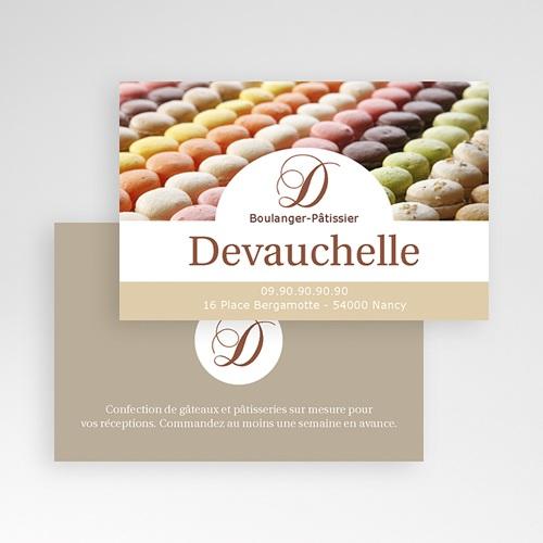 Carte de Visite - Boulangerie-Patisserie 21047 thumb