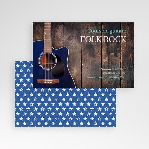 Carte de Visite - Cours Folk Rock 21051 preview
