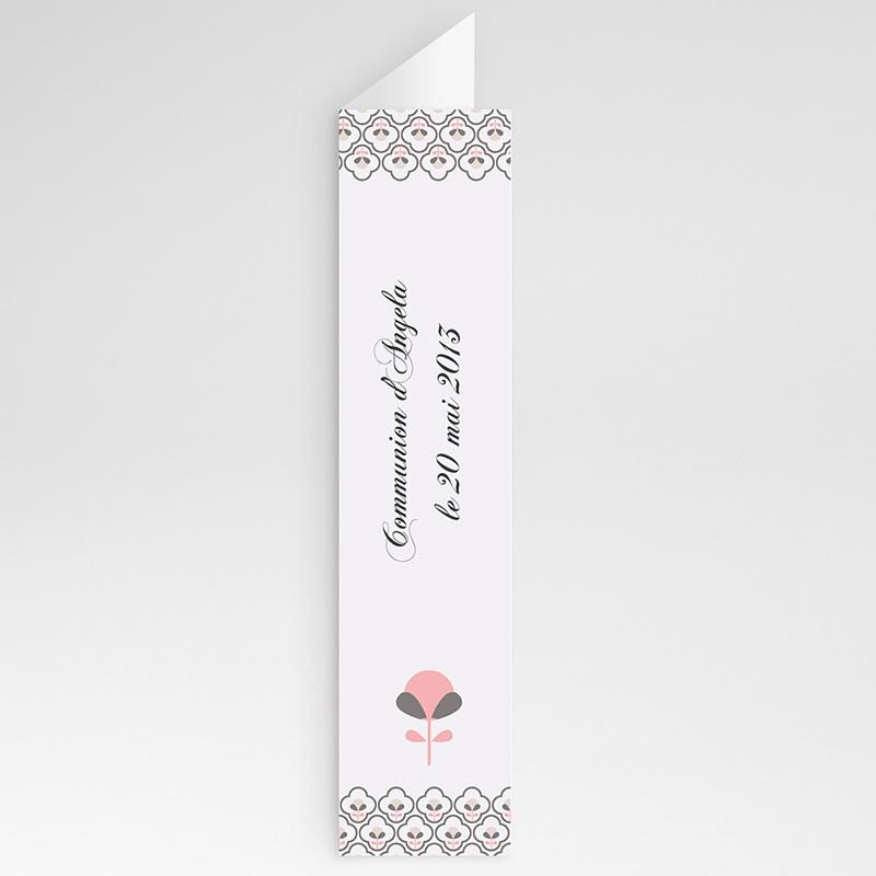 Menu de Communion - Fleur de Vie - frise 21089 thumb