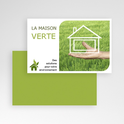 Carte de Visite - Tendance Eco 21446 preview