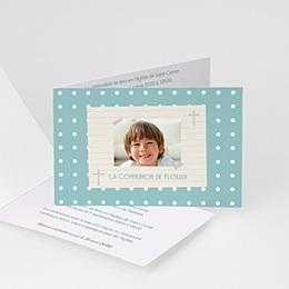Invitations Communion Mon petit  journal