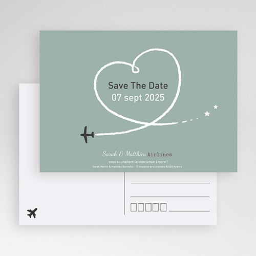 Save-The-Date - Destination Bonheur 21974 preview