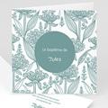 Invitation Florale - 1