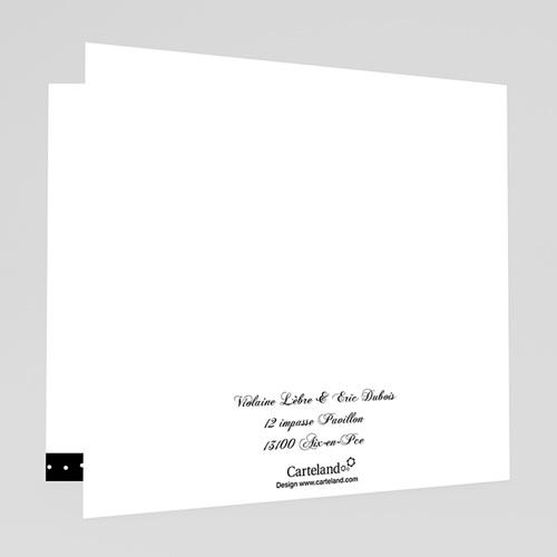 Faire-Part Mariage Personnalisés - Silhouettes 22437 thumb
