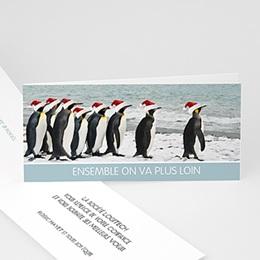 Voeux Pro Nouvel An Pingouins