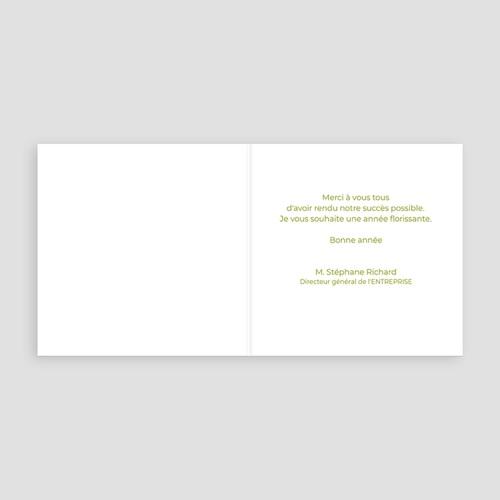 Carte de Voeux Professionnelle - Arbre à papillons 22615 thumb