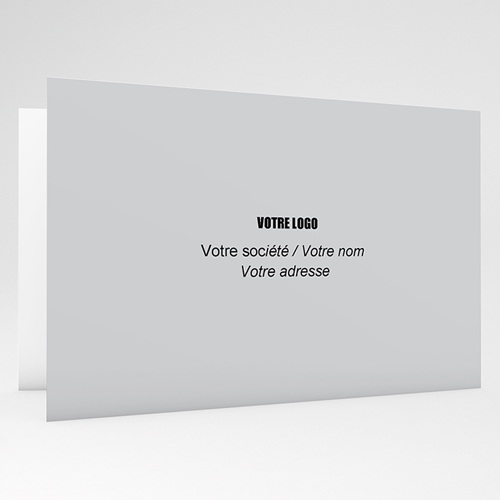 Cartes de Voeux Professionnels - Sapin en papier 22643 preview