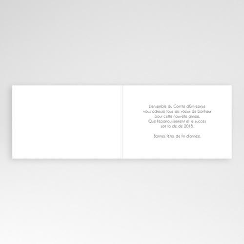Cartes de Voeux Professionnels - Branche de sapin 22660 preview