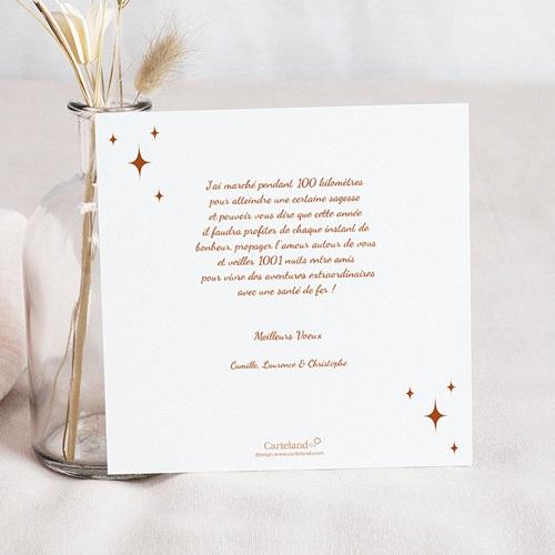 Carte De Voeux Dromadaire Echantillon Offert Carteland