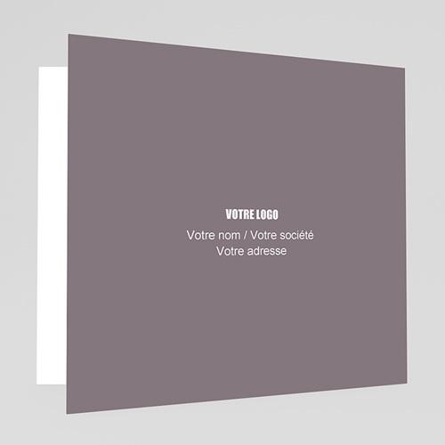 Carte de Voeux Professionnelle - Arbre étoilé 22825 thumb