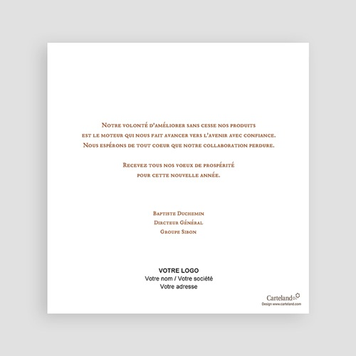 Cartes de Voeux Professionnels - Caravane de dromadaires 22851 preview