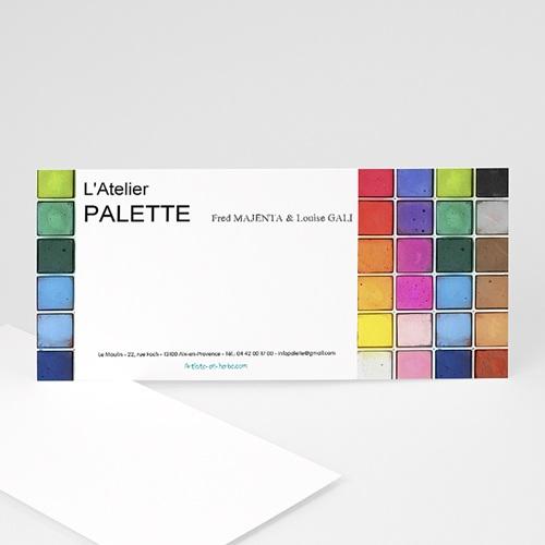 Carte de Visite - Atelier Créatif 22889