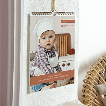 Calendrier - Culinaire - 1