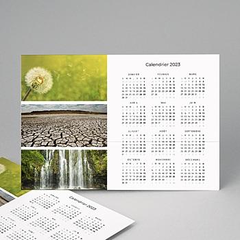 Calendrier photo entreprise 2020 - Eau, Terre & Air - 1