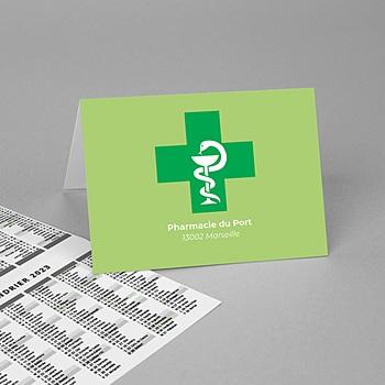 Calendriers de Poche - Pharmacie - 1