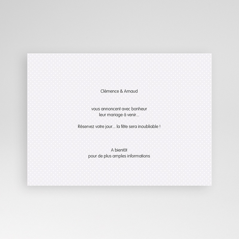 Save-The-Date - Deux amoureux 23191 thumb