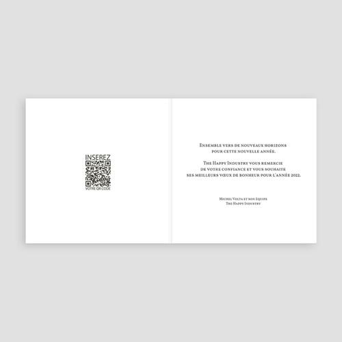 Cartes de Voeux Professionnels - Une année lumineuse 23222 thumb