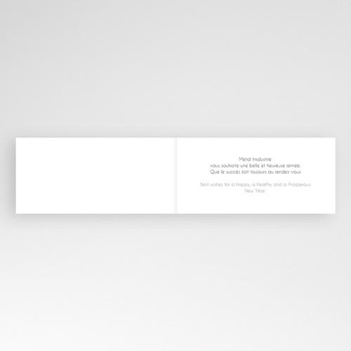 Cartes de Voeux Professionnels - Une année de fer 23274 preview