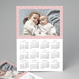 Calendrier Loisirs Floral