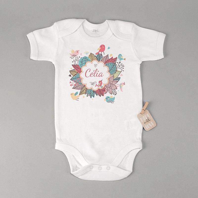 Body bébé - Le Chant des Oiseaux 23407 thumb