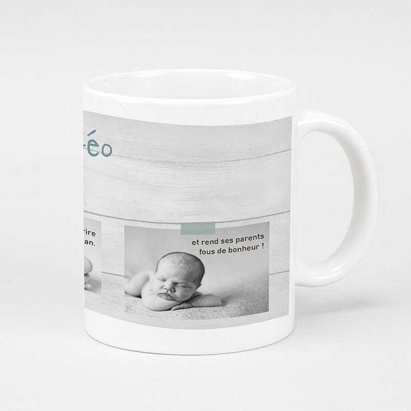Mug Personnalisé - Petit Bonhomme 23413 thumb