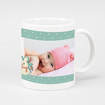 Mug Personnalisé - Lapin et carotte - 1