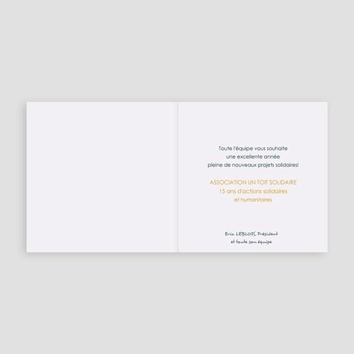 Cartes de Voeux Professionnels - Mains solidaires 23461 preview