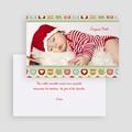 Carte Noël Joyeux Noël Boules colorées gratuit