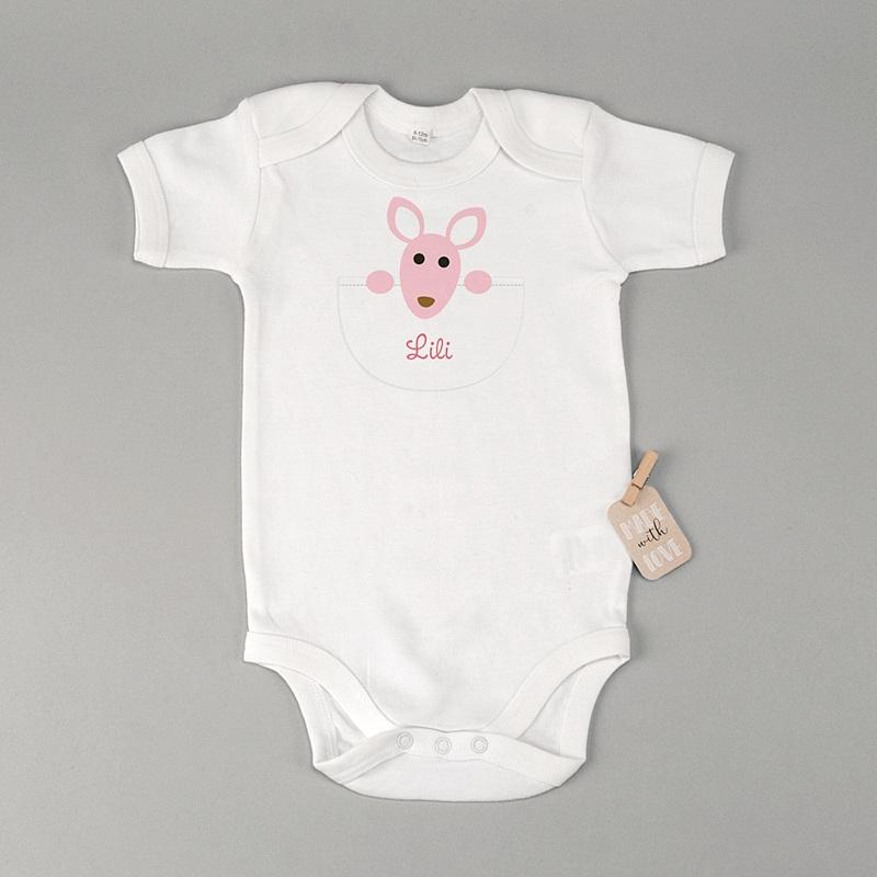 Body bébé - Kangourou Fille 23577 thumb