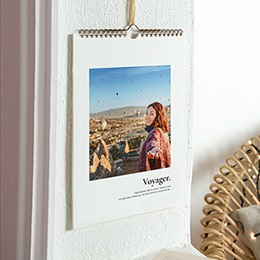 Calendrier Photo 2019 - Grand voyageur - 1