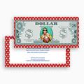 Invitation Anniversaire Adulte - Dollar américain 23651 thumb