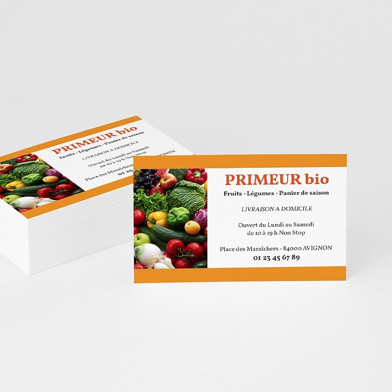 Carte de Visite - Primeur - Maraîcher 2369 thumb
