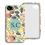 Coque Iphone 4/4s personnalisé - Fleurs jaunes 23798 thumb