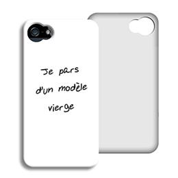 Coque Iphone 4/4s personnalisé - Création totale - 1
