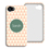 Coque Iphone 4/4s personnalisé - Chevrons Roses 23804 thumb