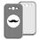 Coque Samsung Galaxy S3 - Chevrons Blancs 23855 thumb