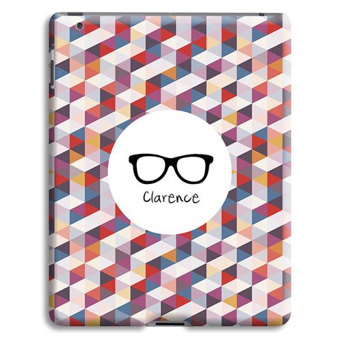 Coque iPad 2 - Carreaux et Accessoire 23894